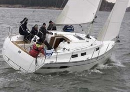 Bavaria 32 Cruiser Windkracht 5