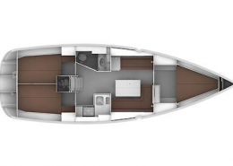 Bavaria 36 Layout