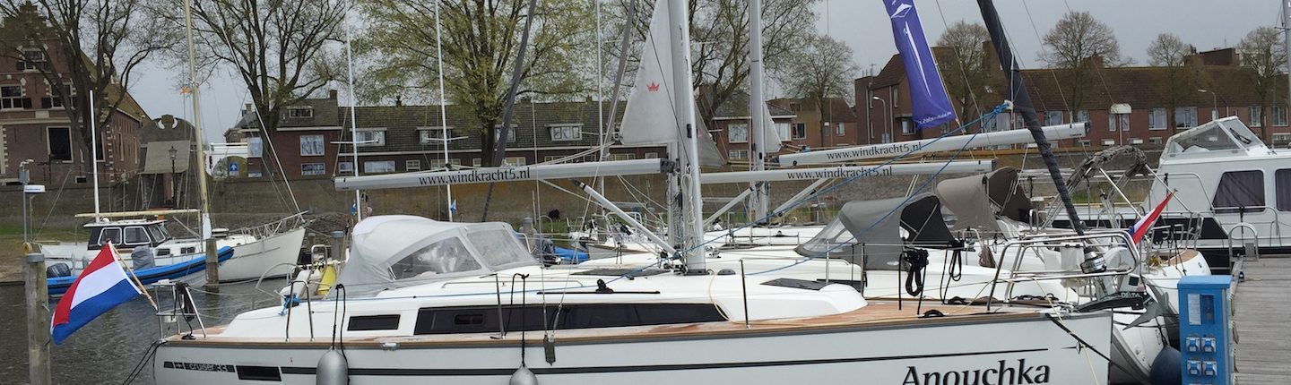 Bavaria 33 Windkracht 5